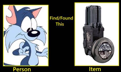 What if Furrball found the GGDA? by FlainYesFourzeNo