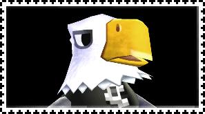 Apollo (Animal Crossing) stamp by FlainYesFourzeNo