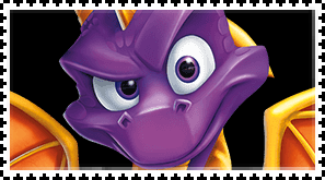 Re-Spyro stamp by FlainYesFourzeNo