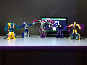 PotP Terrorcons (different angle +light) by FlainYesFourzeNo