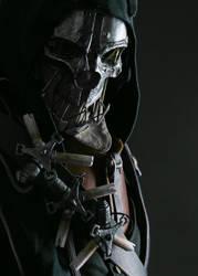 A portrait of Corvo by NeonCowboy