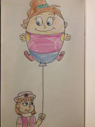 Balloony trixie by tanasweet123