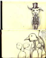 moleskine 09 by Suprematist