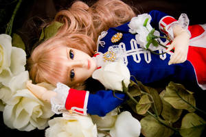 The Rose of Versailles by angelicthreads
