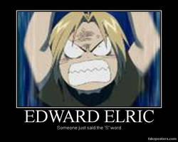 Edward Elric Demotivational by Lexi9890