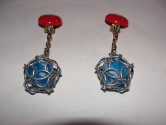 Mail Earrings by theboss2