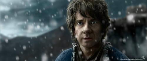 Bilbo Baggins by bAkiKA