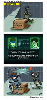 Metal Gear Idiotic by AngelCrusher