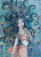Under the sea by simonaliguori