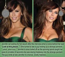 Jennifer Love Hewitt hypnotized  01 by TheSirtrancelot