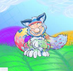 Mario Form 56 - Blizzard Bio by Creation7X24
