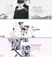 [270516][QUOTE COVER]/JINANIE TAEHYUNGIE JIMINIE/ by TT27
