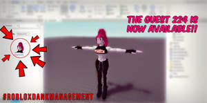 ROBLOX - The Guest-224 Is NOW AVAILABLE!! LINK V by ROBLOXDankManagement