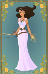 Goddess Daine by ChocoCherry1