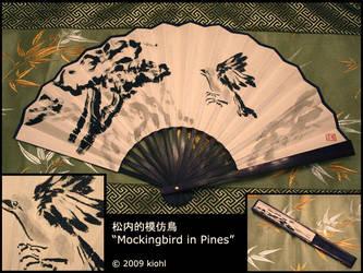 'Mockingbird in Pines' by kiohl