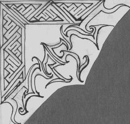 Celtic Tribal concept by DzdNCnfzd