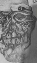 SkullDoodle by DzdNCnfzd
