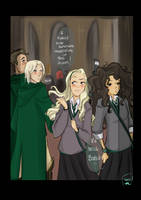 Slytherin in Love by AlexielApril