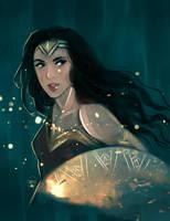 Wonder Woman by AlexielApril