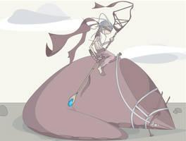 slug shaman by taintedlife