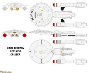 Horizon Class by adrasil