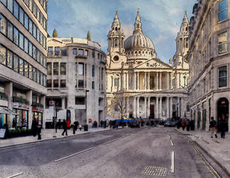 City Streets by vinsky2002