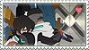 Sheith Stamp - THE HUG by Nimbose