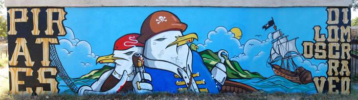 Pirates by Dilom