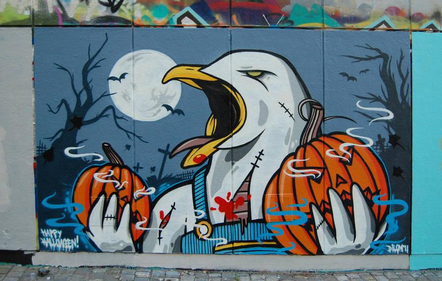 halloween by Dilom