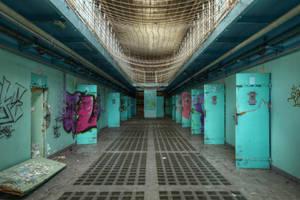 Prison 15H 33 by yanshee