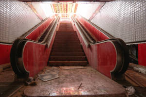 Metro Station C 01 by yanshee
