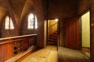 Rainbow Church 10 by yanshee