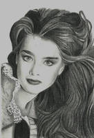 Brooke Shields by Macca4ever