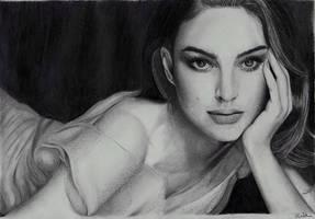 Natalie Portman by Macca4ever