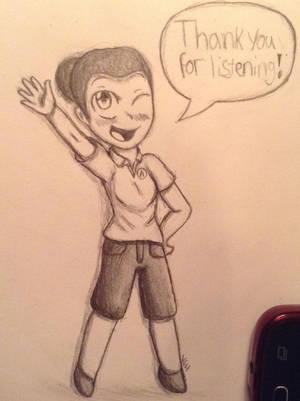 Persona : Thank you for listening! by yasmyn64