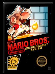 Super Mario Bros. by MathieuBeaulieu