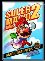 Super Mario Bros. 2 by MathieuBeaulieu