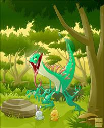 Amphibian n' Friends by MathieuBeaulieu