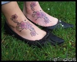 tattoo by reindas