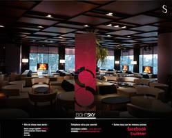 EightSKY Lounge Pub by Kupahh