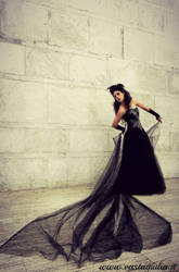 LadyRaven Gothic Princess by eLLeRRe