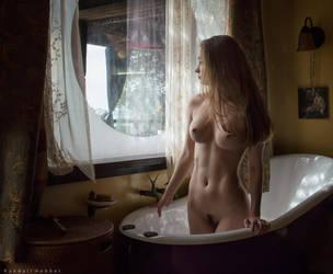 Melissa's bath by rdhobbet