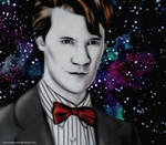 The Eleventh Doctor by love-a-lad-insane