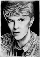 David Bowie in 1980 by love-a-lad-insane
