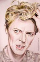 david bowie by love-a-lad-insane
