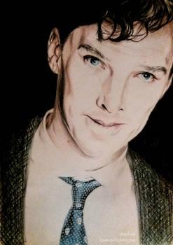 Benedict Cumberbatch by love-a-lad-insane