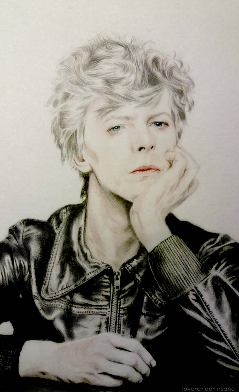 David Bowie 1977 by love-a-lad-insane