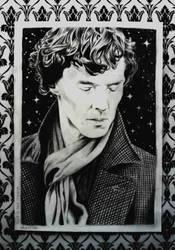 Sherlock II by love-a-lad-insane