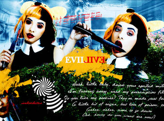 EVILLIVE edit by inaloveletter
