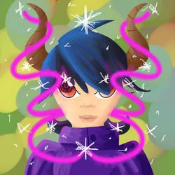Demon Magic Up! by BigF101
